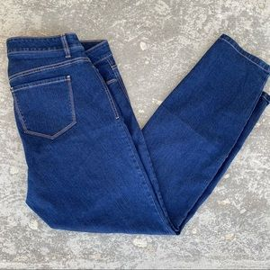 Old Navy Dark Straight Jeans - Long